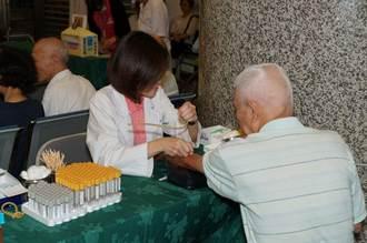 竹縣老人健檢10月開跑 65歲以上即可報名