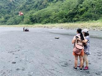 被抓包 才稱武界非合法露營地 觀光局竟推溯溪行程