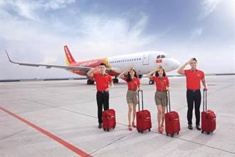 越捷重啟所有國內航線 祭超優惠機票