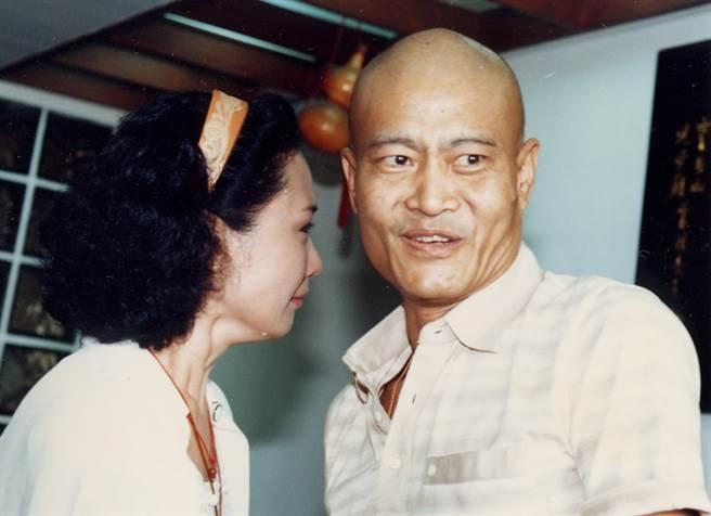 沈海蓉和陳震雷擁有一段3年婚姻。(圖/中時資料照)