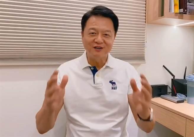 周錫瑋:我願意參加海峽論壇 不談不和 台灣不會有出路
