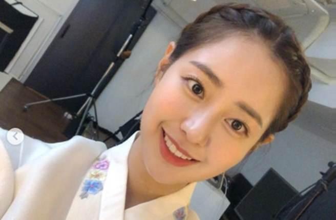 23歲女大生申瑟紀成為新科春香小姐。(取自申瑟紀IG)