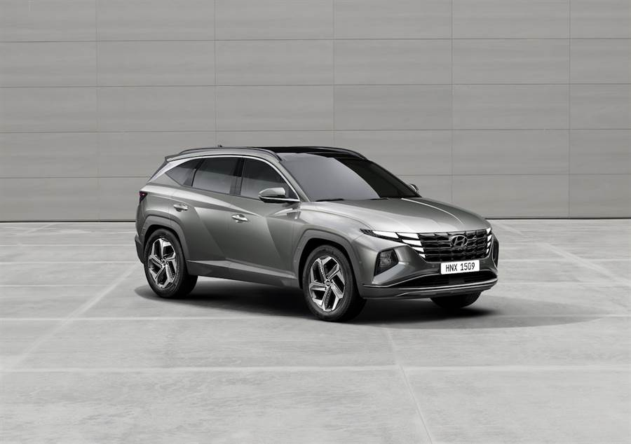 大膽顛覆、科技滿載的型男 SUV,Hyunda Tucson 第四代全球首發、韓國同步發售
