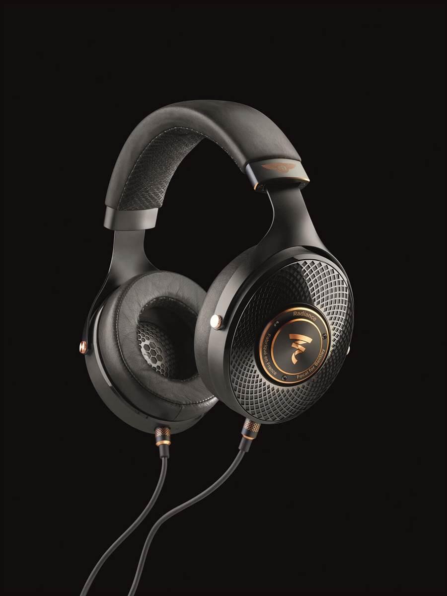 Naim for Bentley推出全新特別版家用音響 並首次與Focal合作打造專屬耳機