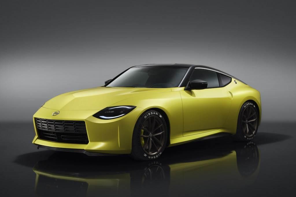 維繫「技術的日產」招牌的性能跑車再進化,第七代 Nissan Fairlady Z Prototype 首度亮相