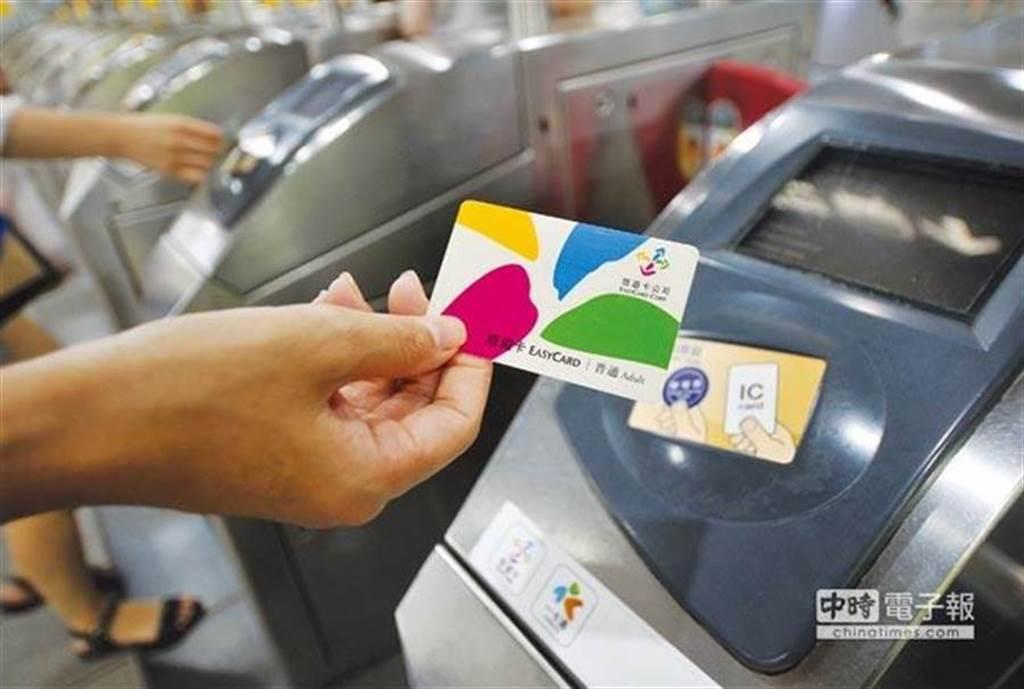 悠遊卡推出9月優惠。(取自中時電子報)