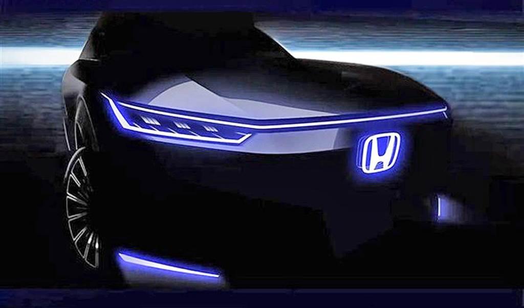 Honda 全新電動車露臉!謎樣身份,9月 26 日北京車展首發