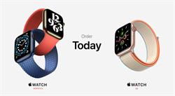 Apple Watch Series 6支援血氧濃度偵測 新SE平價款登場