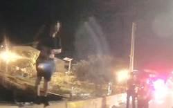 男因工傷要跳3樓高護欄尋短 警機智救人