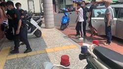 嘉義市小吃店砸店糾紛 警逮3嫌調查中