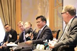 歐洲商會邀請 林佳龍暢談智慧運輸布局
