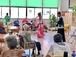 日照中心跨域合作 奇湛劇坊演出精彩傳統戲曲