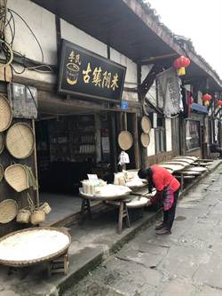 自由行看大陸微網誌》重慶古鎮的慢悠與不爭