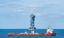 長征11號火箭 飛過台灣上空 陸媒高調標註航跡圖 國防部回應有充分掌握
