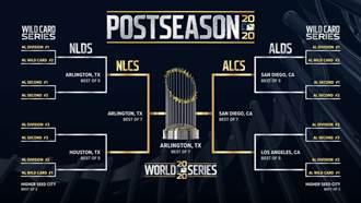 MLB》大聯盟季後賽30日開打 泡泡式集中進行
