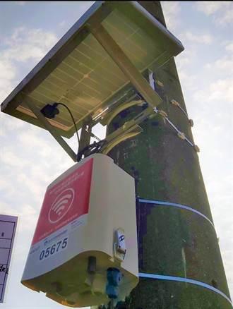 南市環局布建900個空品微感器 抓工業區空汙開罰