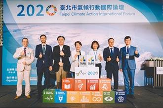 氣候行動國際論壇 增4目標