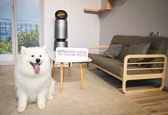 空氣清淨機 新增寵物模式