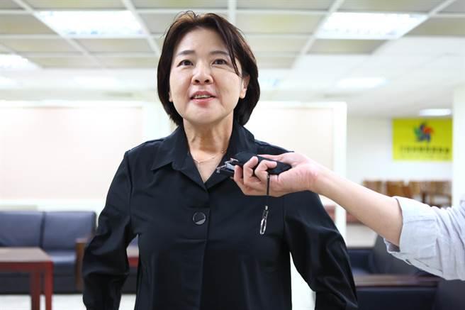 台北市副市長黃珊珊。(資料照,張立勳攝)