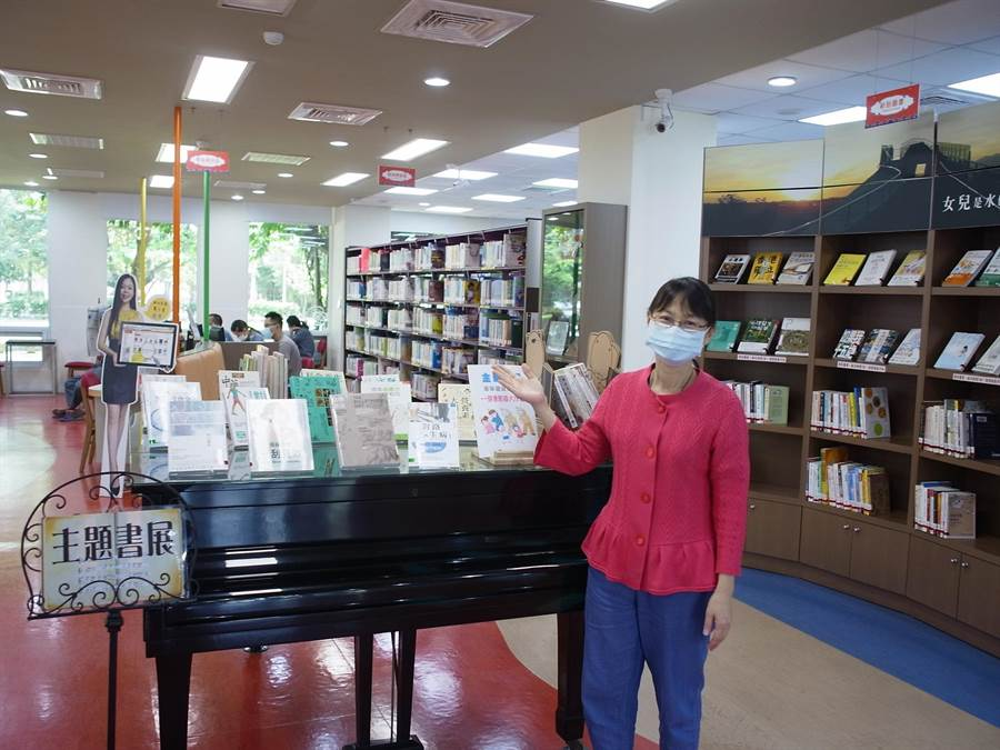 每年50萬元購書打造「小誠品」 北港圖書館全縣評鑑第一 - 生活