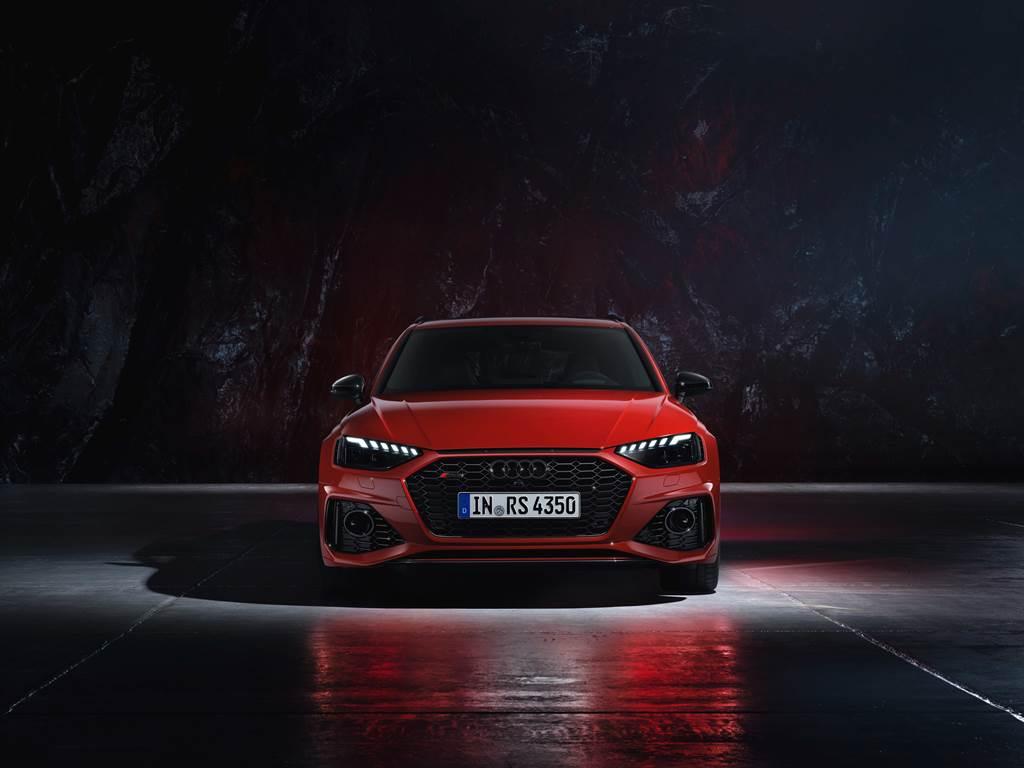 能文更能武 Audi RS 4 Avant 玩美強悍登場