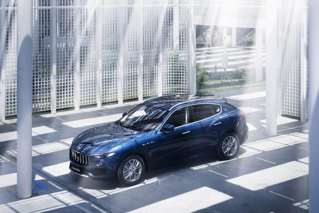 全球限量40席!Maserati Levante Nobile Limited Edition精雕細琢展演義式奢華典範