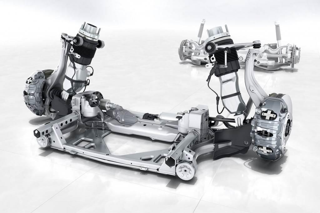 Porsche設計全新的Skyhook底盤控制系統 不僅更智能,還可節省成本