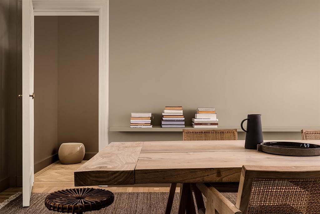 得利塗料發佈2021年居家年度代表色Brave Ground™。(圖片來源/Dulux)