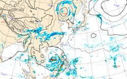 秋老虎即將變病貓 周末降溫「刺針雨」掃北台灣