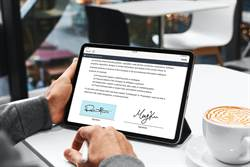 凱鈿點點簽與中華電信快意簽攜手 打造電子簽名服務