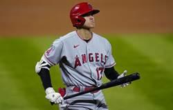 MLB》天使拚進季後賽 大谷翔平打擊慘無法先發