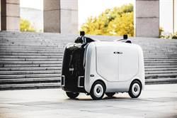 阿里巴巴自動物流機器人「小蠻驢」 每天可送500個包裹