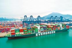 長榮海運F型新船 設計風格鮮明