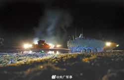 中印局勢緊張 解放軍二級戰備
