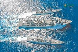 超美預期 陸擁世界最大艦隊