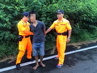 越南偷渡客墾丁搶灘 2天連逮34男女2人仍在逃