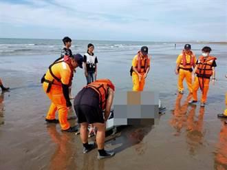 2女昨險遭滅頂 比基尼女今溺斃大安北堤