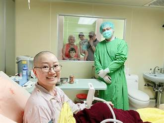 臺灣國際醫療再發光 美籍女因疫情122天艱辛求生 北榮「骨髓移植」搶救成功