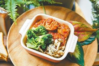亞太第三 台灣星巴克首推植物肉餐點