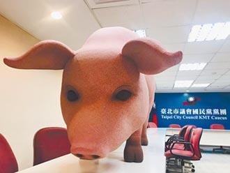 捍衛食安 藍籲柯表態拒美豬