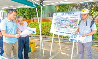 農曆年前 桃園供新竹20萬噸水