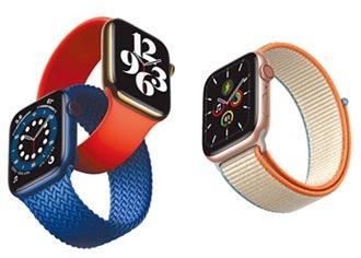 Apple Watch新增血氧濃度偵測
