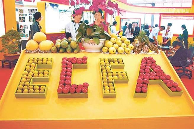 圖為ECFA清單納入的水果。(本報系資料照片)