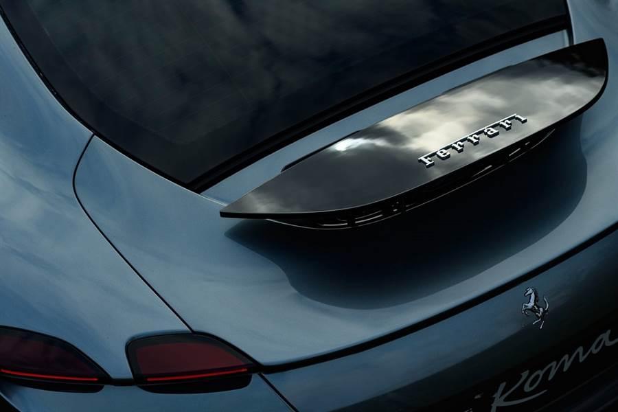 在台享受躍馬全新的義式美好生活!Ferrari Roma正式上市
