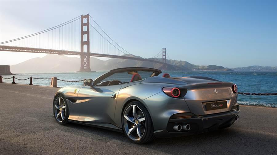 Ferrari Portofino M開啟全新探索之旅