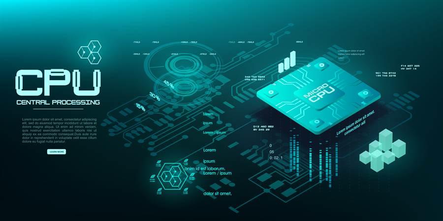 專家認為,大陸為保護自家晶片產業,可能阻擋輝達併購安謀。(示意圖/達志影像/shutterstock)