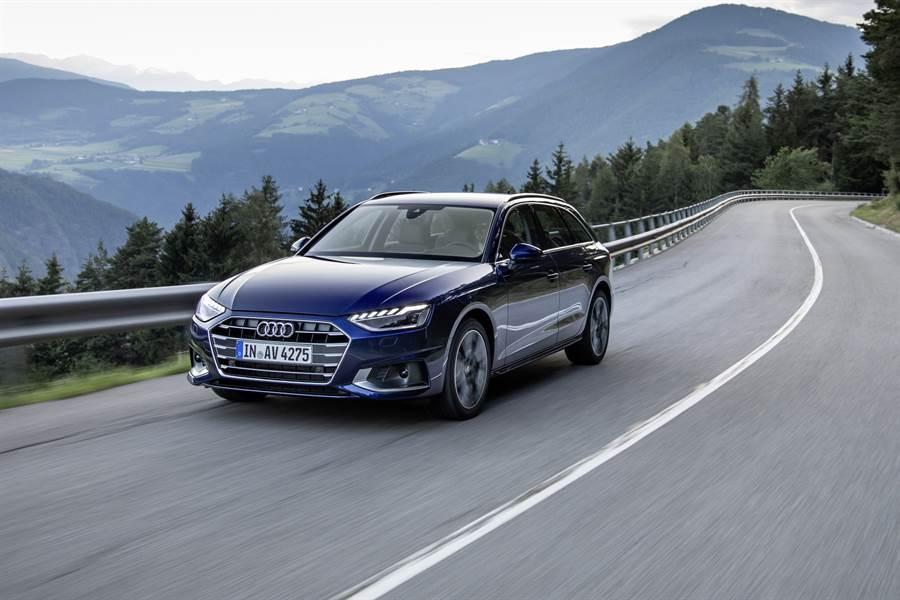 Audi A4/RS4 Avant 206萬元起上市