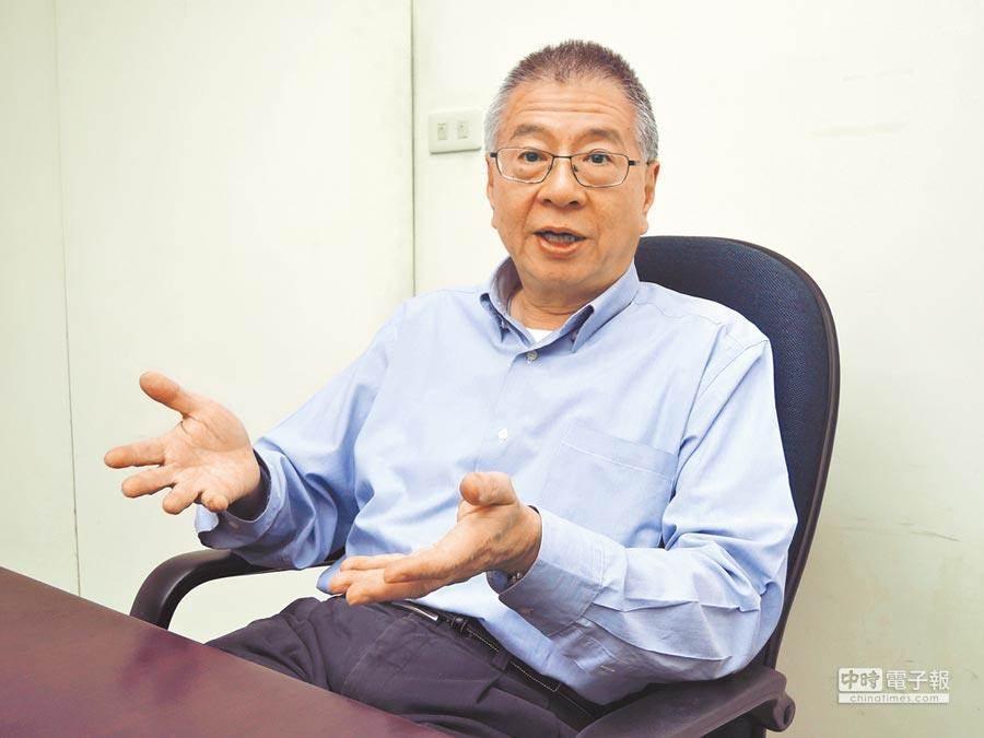 前國防部長楊念祖。(圖/本報資料照,陳君碩攝)