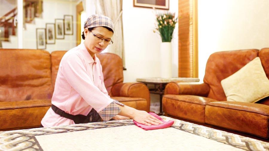媽咪樂金牌管家是守護居家健康的好幫手。圖/媽咪樂提供