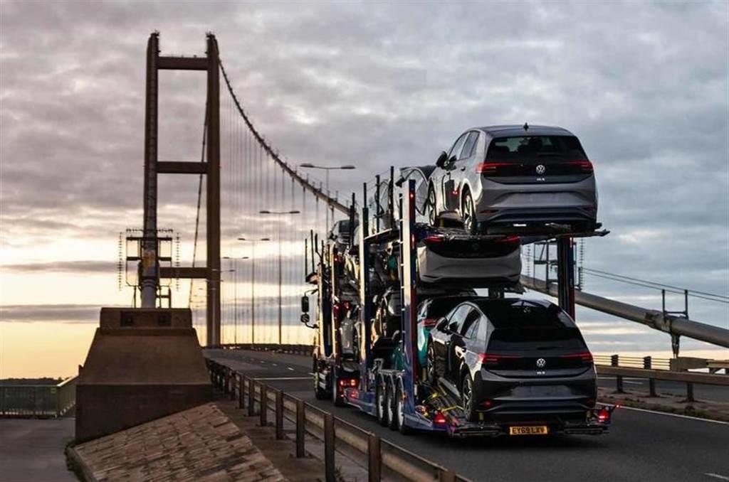 福斯 ID.3 電動掀背車銷售開紅盤!挪威開賣兩週,銷量超越 Model 3